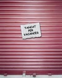tancat_vacances